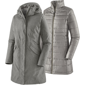 Patagonia Vosque Jakke Damer, salt grey